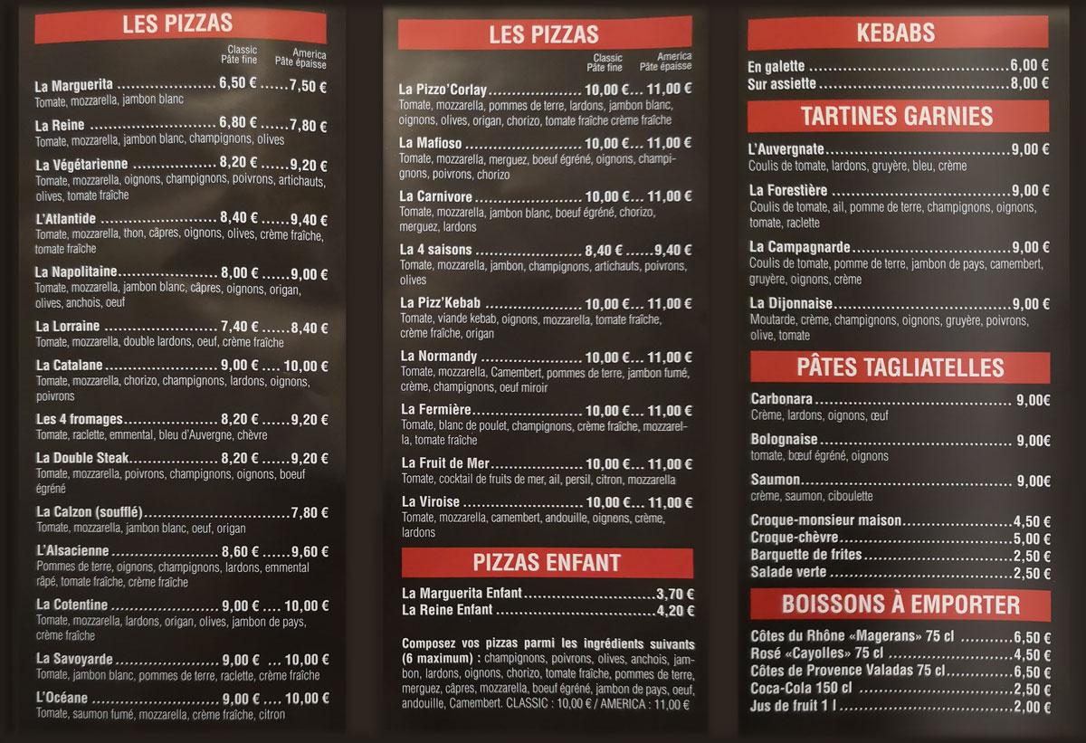 Pizza BRICQUEBEC EN COTENTIN